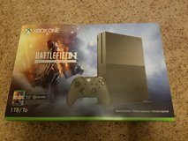NEW UN-OPENED Microsoft Xbox One S Battlefield 1 Special Edition Bundle (1TB) in Fort Riley, Kansas