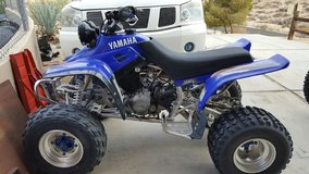 2001 yamaha warrior 350 in 29 Palms, California