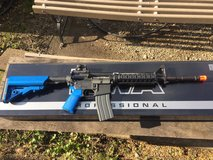 KWA Full Metal PTR LM4 Airsoft Gas Blowback GBB Rifle in Travis AFB, California