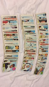 around 150 1969 topps common and minor stars in Bolingbrook, Illinois