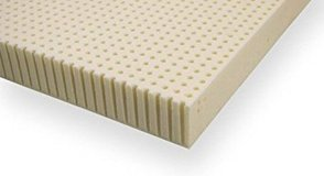 """Ultimate Dreams King Size 3"""" Talalay Latex Medium Density Mattress Topper in Ramstein, Germany"""