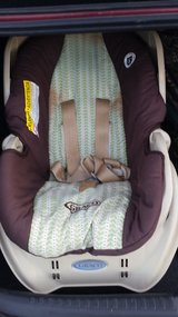 car seat in Fort Benning, Georgia