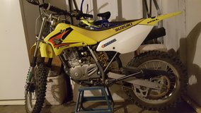 2005 suzuki 125 in 29 Palms, California