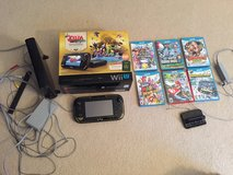 WiiU 32 gb console and charger in Bartlett, Illinois
