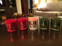 5 New Scented Votives in Naperville, Illinois