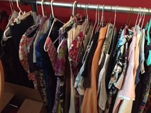 Women's Clothing Small 2 racks in bookoo, US