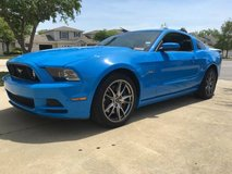 2014 mustang gt - track pack - with warranty in Camp Lejeune, North Carolina