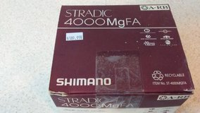 shimano Stradic 4000MgFA reel in Camp Lejeune, North Carolina