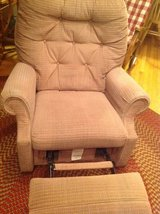 Two recliners in Bolingbrook, Illinois