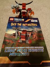 "Lego Nexo Knights Face The Monsters ""TRU"" Exclusive in Camp Lejeune, North Carolina"