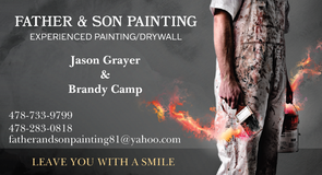 FATHER & SON PAINTING in Warner Robins, Georgia