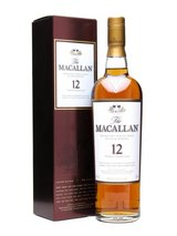 BRAND NEW SEALED!!! Macallan 12 Year Old Scotch Whiskey Traditional in Fort Irwin, California