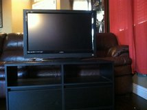 TV and TV stand in Fairfield, California