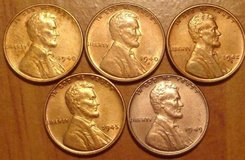 Wanted to buy wheat pennies by the roll! $3.50 Call 563 381 2036 in Quad Cities, Iowa
