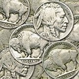 We also buy buffalo nickels. call 563 381 2036 in Quad Cities, Iowa