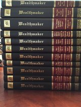 "REDUCED: Set of ""Wealthmaker"" Books- 11 Books total in Fort Campbell, Kentucky"