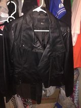 FOREVER 21 WOMENS LEATHER JACKET in Colorado Springs, Colorado