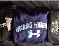 (3) Boys med/large Under Armour Hoodies in Lockport, Illinois