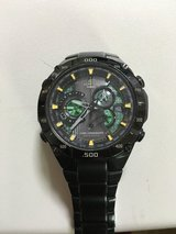 Casio Sports Watch 1/1000 Ghronograph . Wave Ceptor in Okinawa, Japan