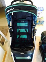 Stroller and baby carseat in Okinawa, Japan