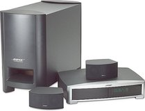 BOSE 3.2.1 GS II dvd home entertainment system in Ramstein, Germany