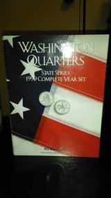 coin book in Fort Campbell, Kentucky
