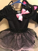 Gymboree girls cat costume 3t-4t in Bartlett, Illinois