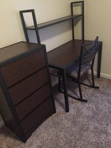 Desk and Matching Dresser in Fort Campbell, Kentucky