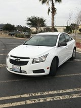 2012 Chevy Cruze in Lackland AFB, Texas