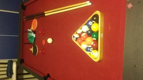 pool table in bookoo, US