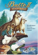 Balto 2 Wolf Quest $3.00 Reduced! in Cherry Point, North Carolina