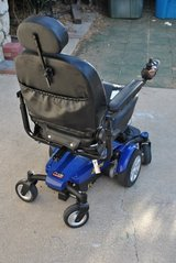 "A 2015  Jazzy ""Elite"" 6 mobility chair by Pride Industries in Travis AFB, California"