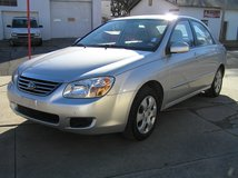 09 Kia Spectra EX $1000 under book value in Fort Riley, Kansas