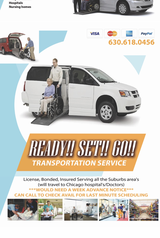 TRANSPORTATION SERVICE in Chicago, Illinois