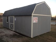 12x24 Lofted Barn Storage Building Shed HOT BUY!! in Moody AFB, Georgia