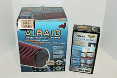 Airaid Filter and NIB Cleaning Kit in The Woodlands, Texas