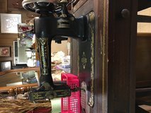 Vintage Sewing Machine White Rotary in Liberty, Texas