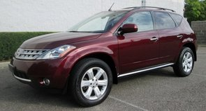 2007 Nissan Murano SL in Fort Riley, Kansas