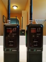 Uniden hanheld 2 way radios - 2 each in Perry, Georgia