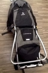 Deuter Kid Comfort 3 Child Carrier in Fort Carson, Colorado