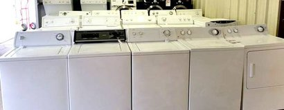 Washer and Dryer in Temecula, California