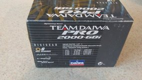 Team Daiwa Pro 2000  GBi reel in Camp Lejeune, North Carolina