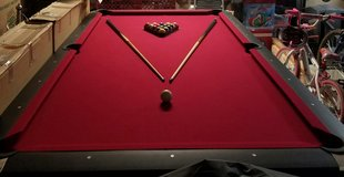 Pool Table in 29 Palms, California