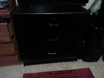 Black dresser in Colorado Springs, Colorado