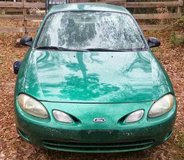 2002 Ford escort in The Woodlands, Texas