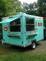 2002 Concession Food Trailer Green in Tampa, Florida