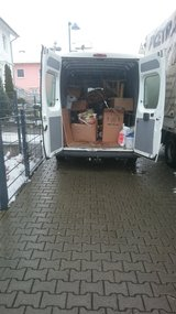 FRIDAY JUNK REMOVAL,  HOUSE YOUR RIDE THIS WINTER AFTER GARAGE CLEAN OUT/TRASH HAULING. FMO PICK... in Ramstein, Germany