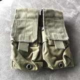 USMC Coyote Double Mag Pouch in Camp Pendleton, California