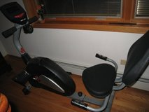 IronMan Recumbent Exercise Bike - Like New Condition! in Chicago, Illinois