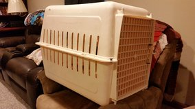 Dog kennel/carrier in Chicago, Illinois